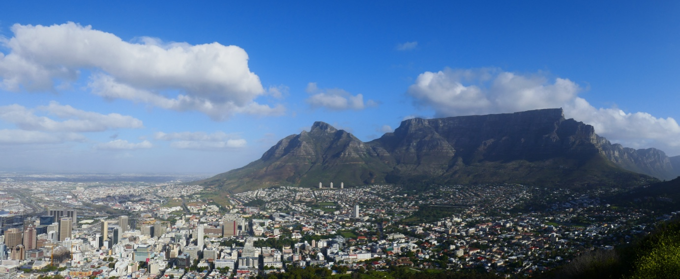 The Mother City
